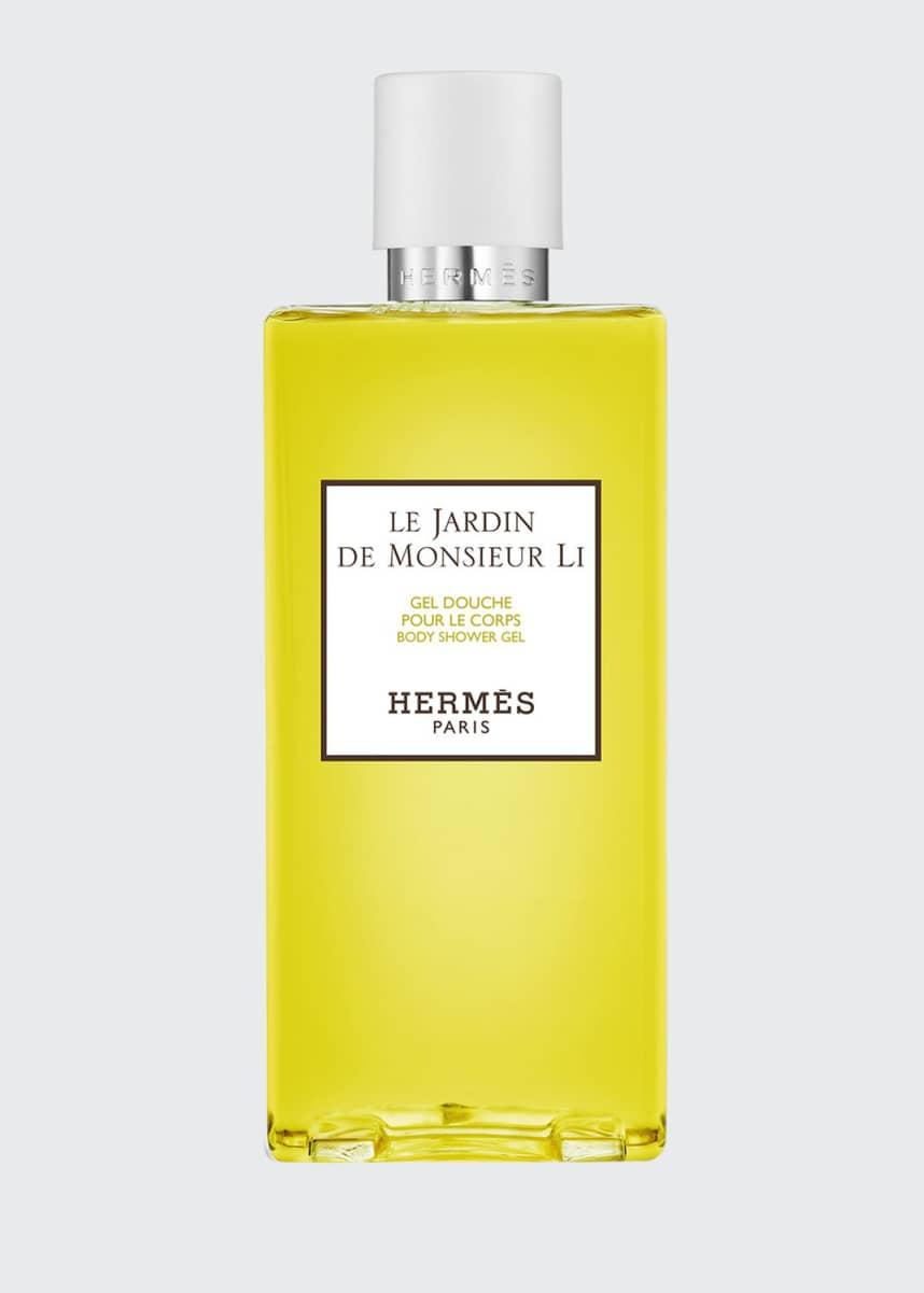 Hermès Un Jardin de Monsieur Li Body Shower Gel, 6.7 oz.