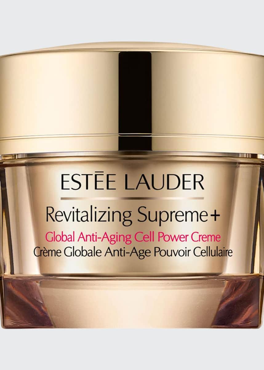 Estee Lauder Revitalizing Supreme+ Global Anti-Aging Cell Power Crème, 2.5 oz.