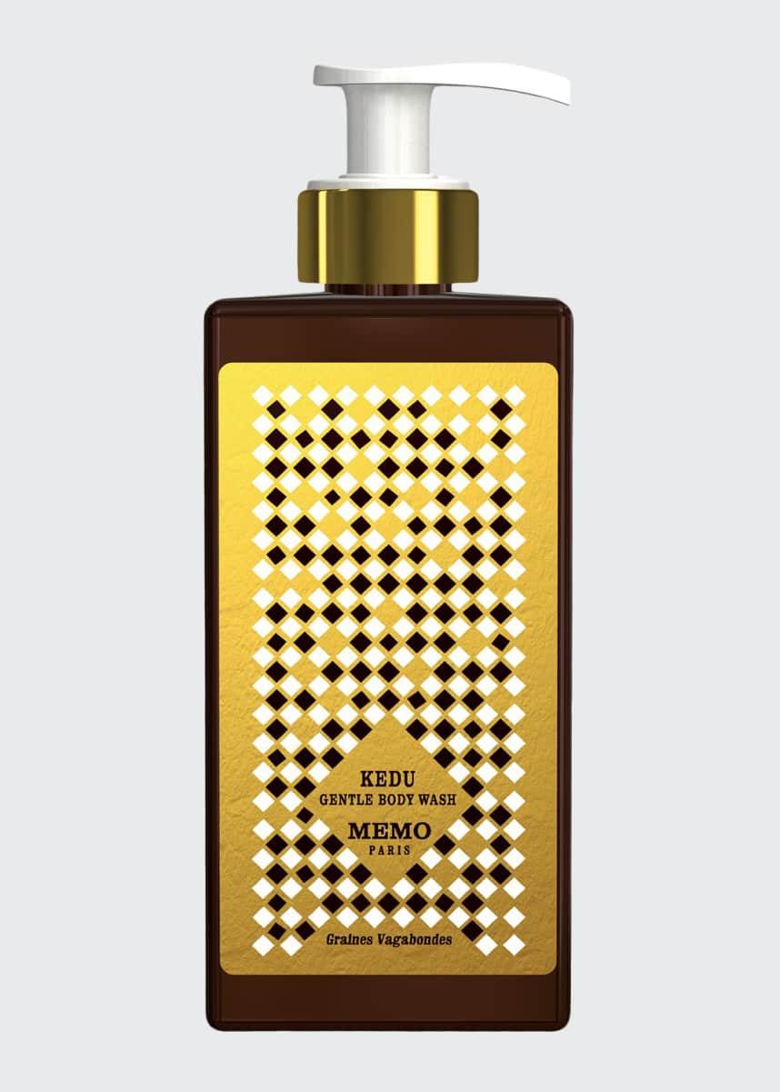 Memo Paris Kedu Body Wash, 8.5 oz./ 250 mL