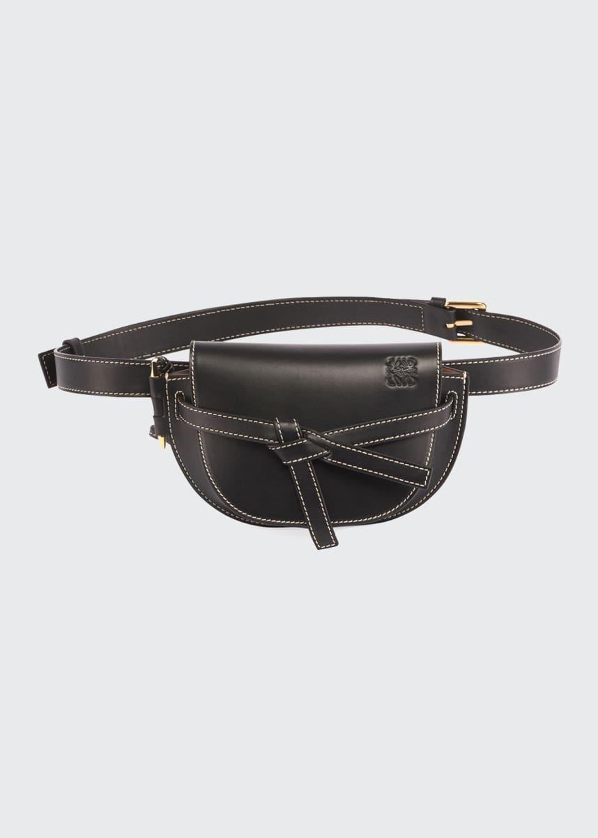 Loewe Gate Mini Calf Bum Bag