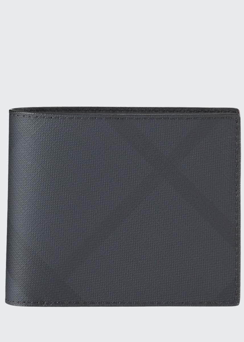Burberry Men's Ronan London Check Wallet