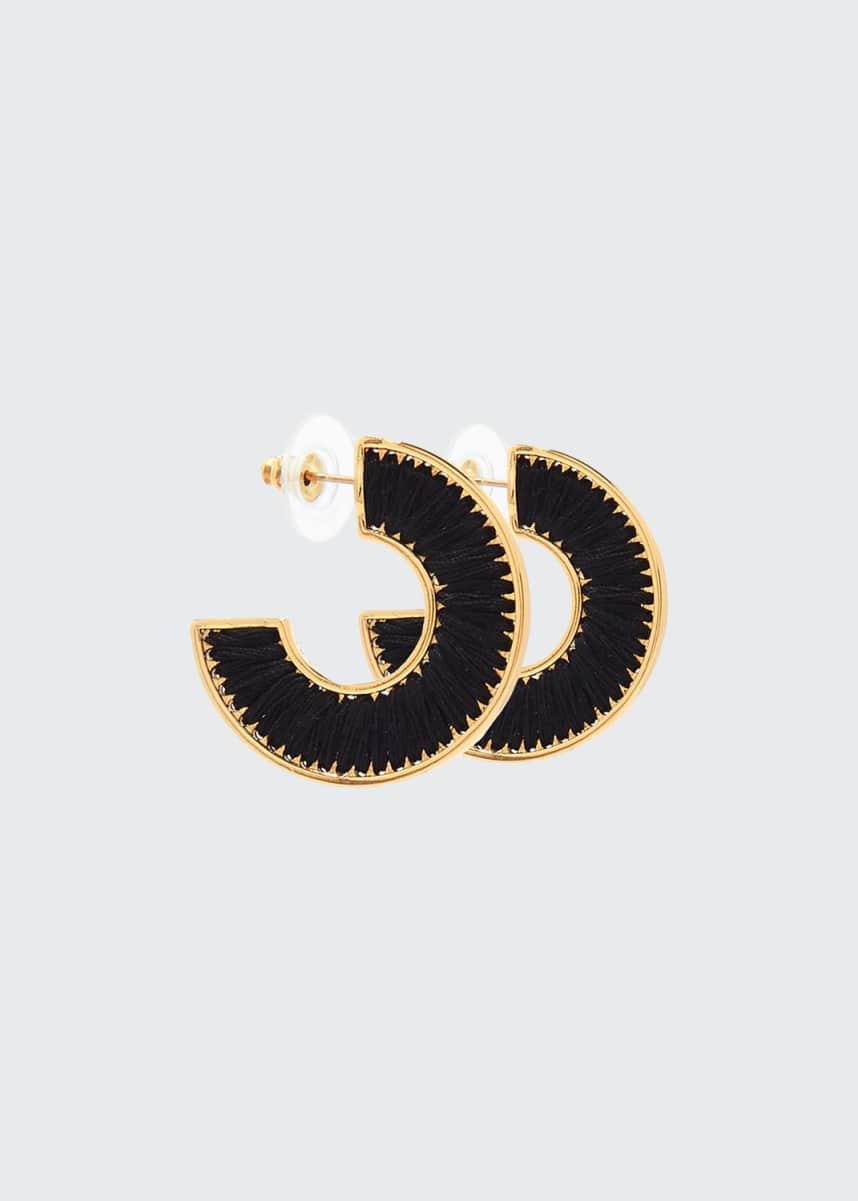 Mignonne Gavigan Mini Fiona Hoop Earrings