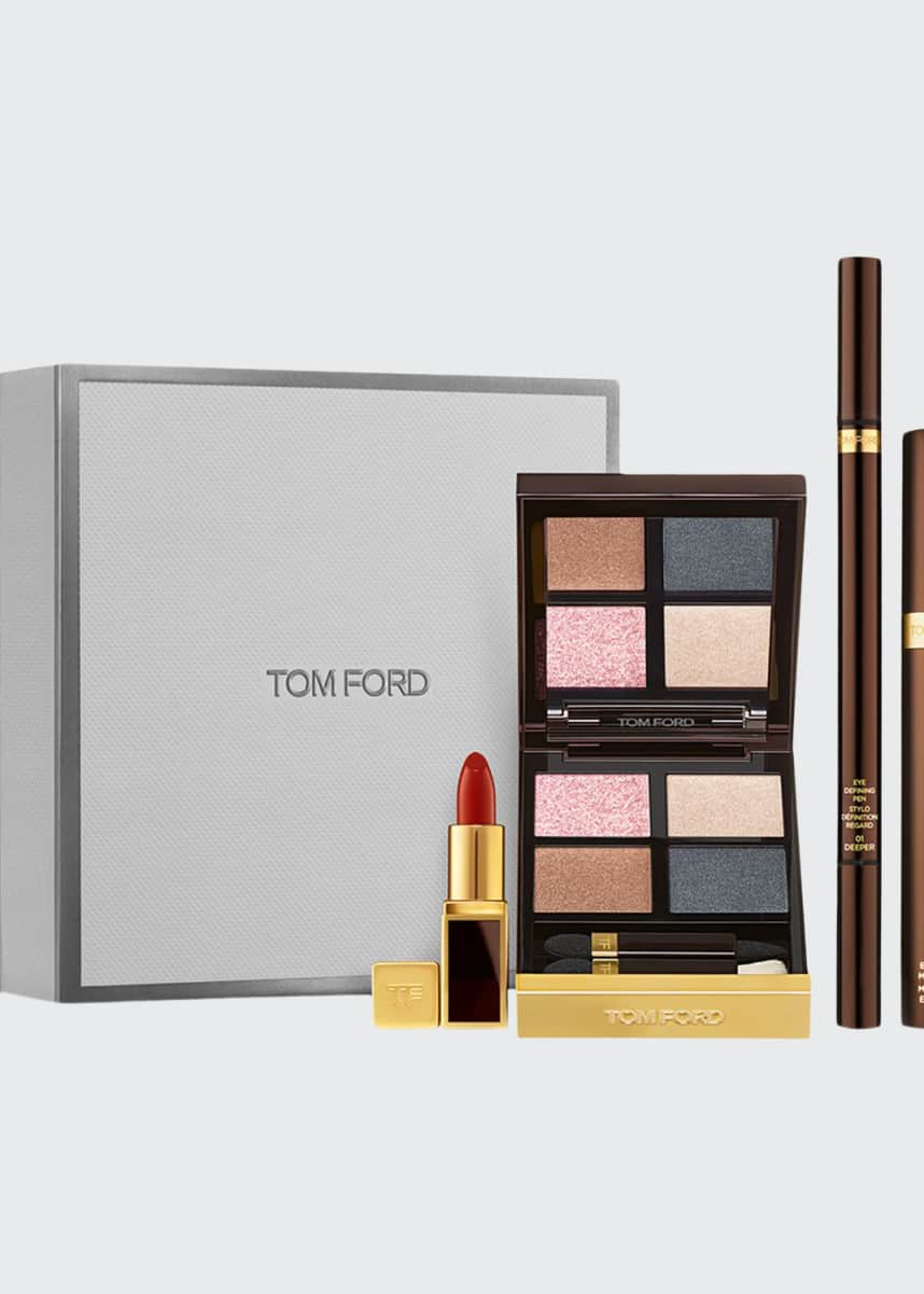 TOM FORD Exclusive Lip Color and Eye Color Collection