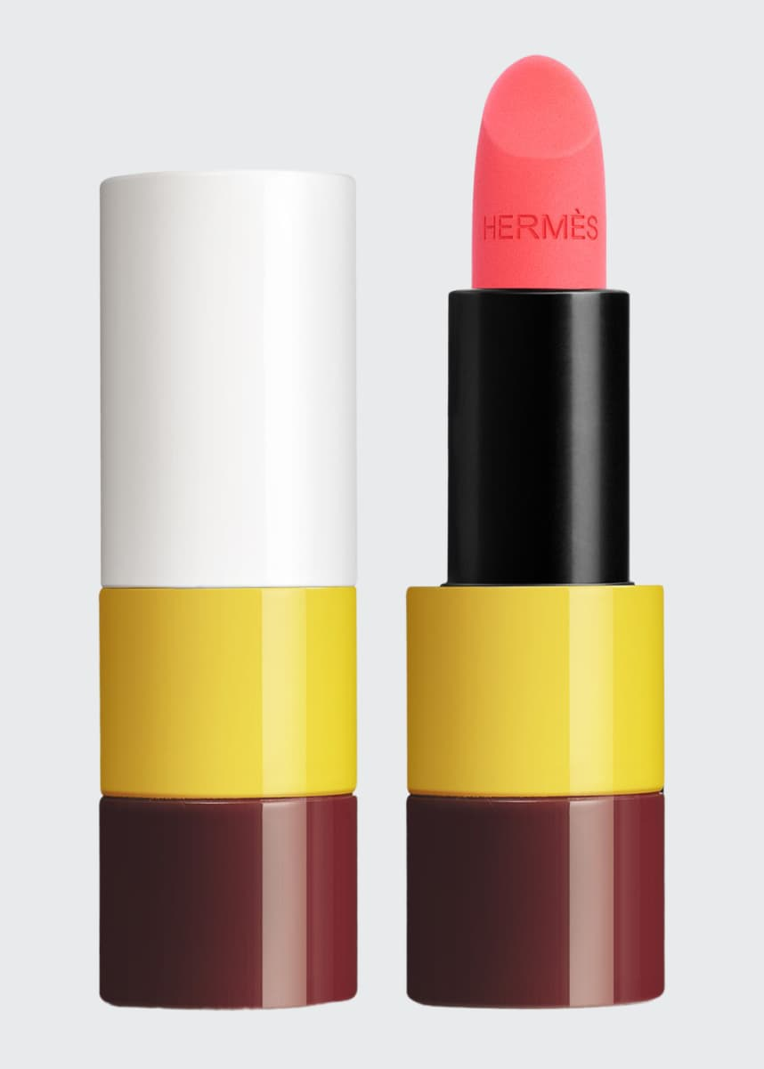 Hermès Rouge Hermes Limited Edition Matte Lipstick Rose Inoui