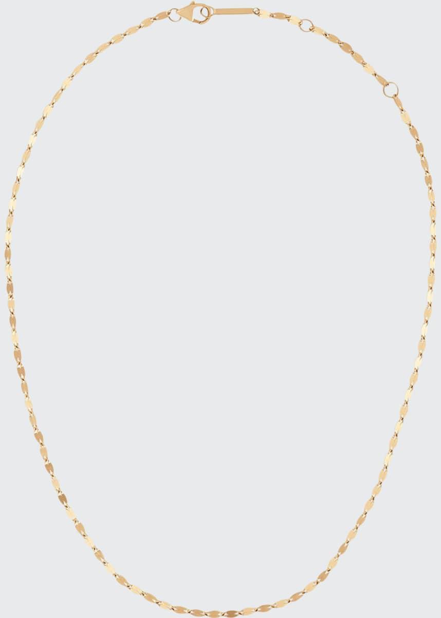 Lana 14k Mega Gloss Blake Chain Choker