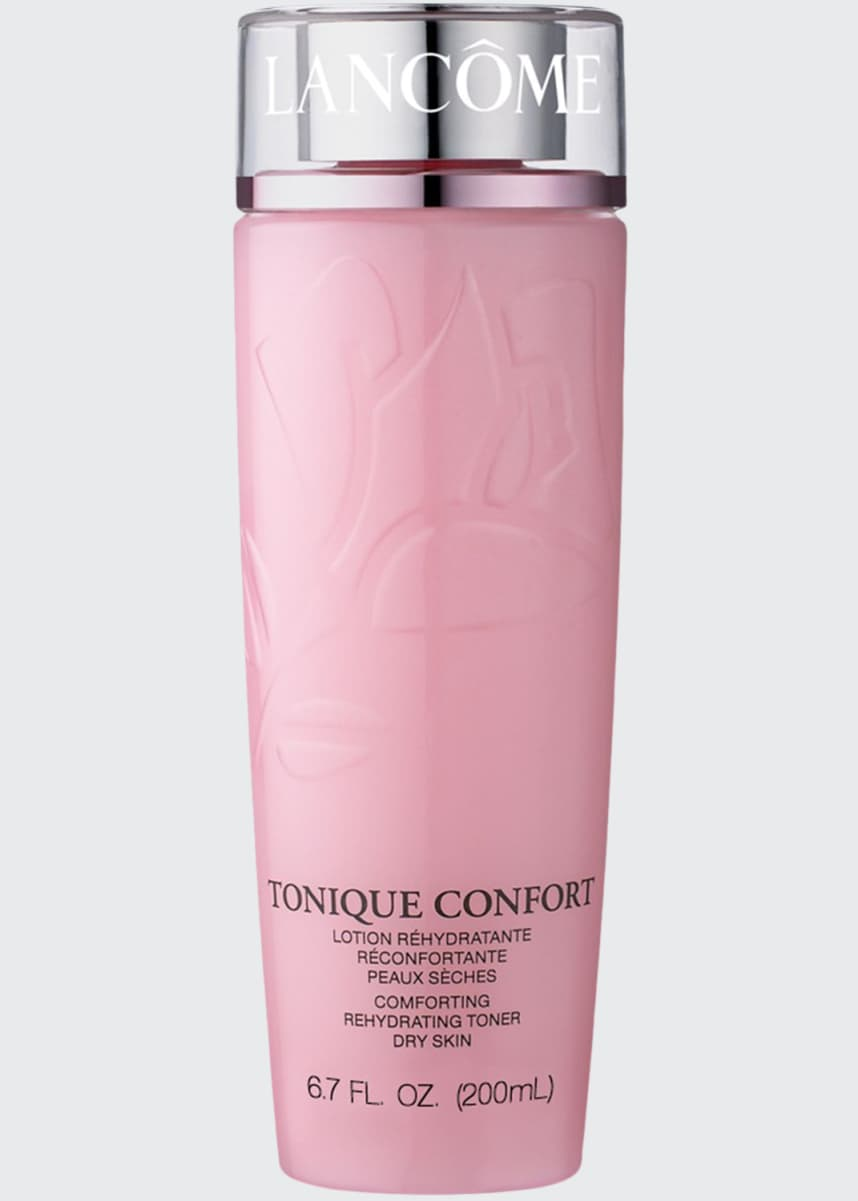 Lancome Tonique Confort Re-Hydrating Comforting Toner with Acacia Honey, 6.7 oz./ 200 mL