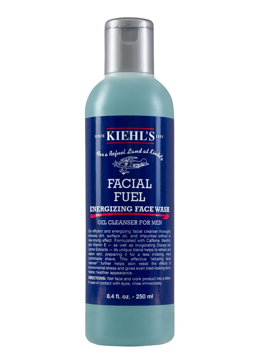Kiehl's Since 1851 Facial Fuel Energizing Face Wash, 8.4 oz.