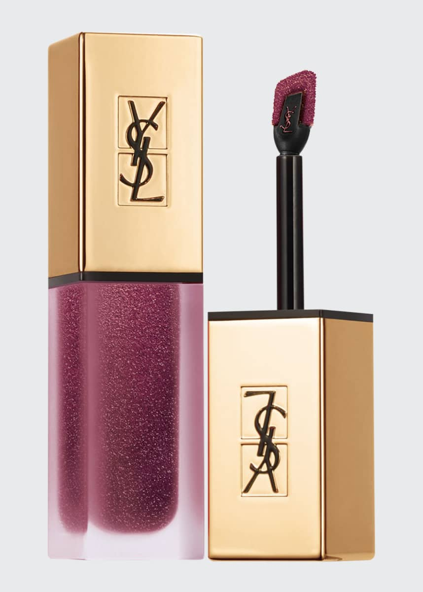 Yves Saint Laurent Beaute Tatouage Couture Metallic Lipstick