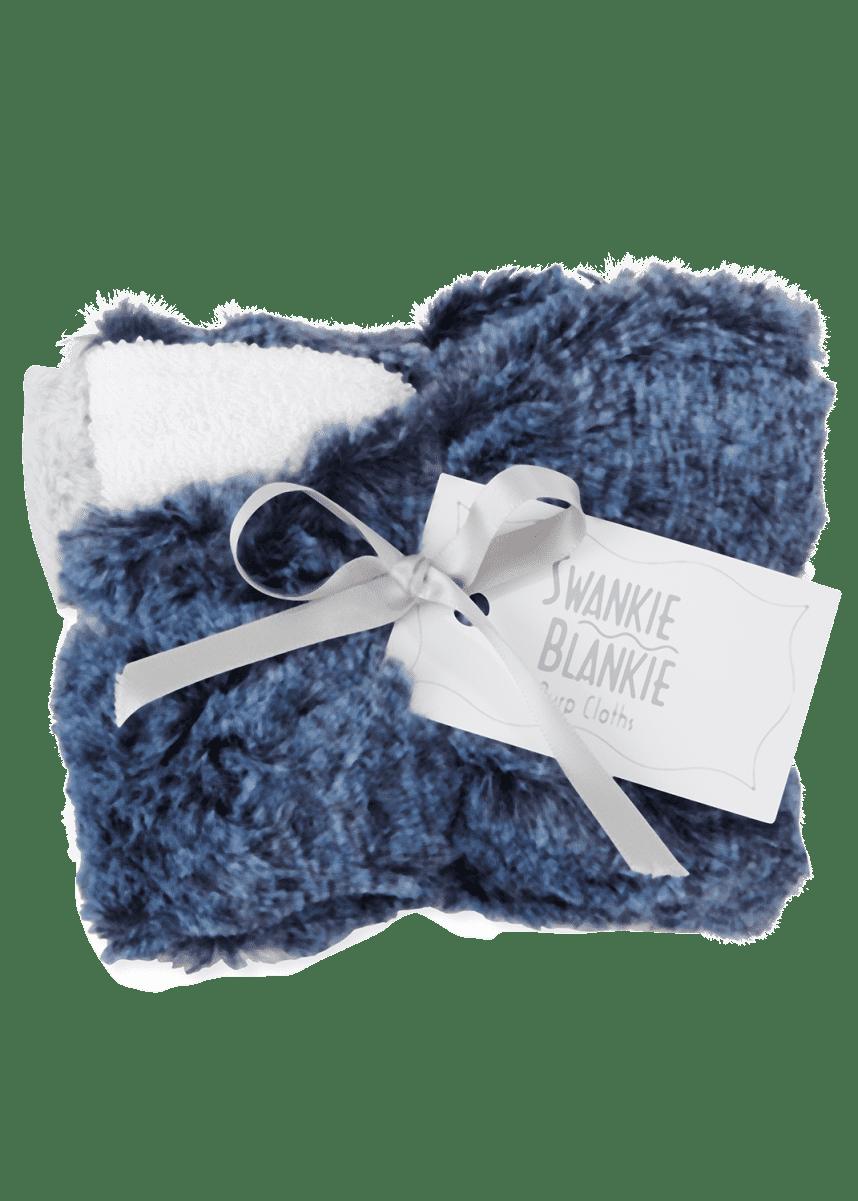 Swankie Blankie Riley Burp Cloths, Set of 2