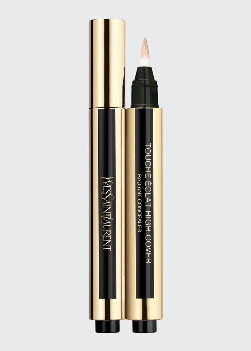 Yves Saint Laurent Beaute Touche Eclat High Cover Radiant Concealer