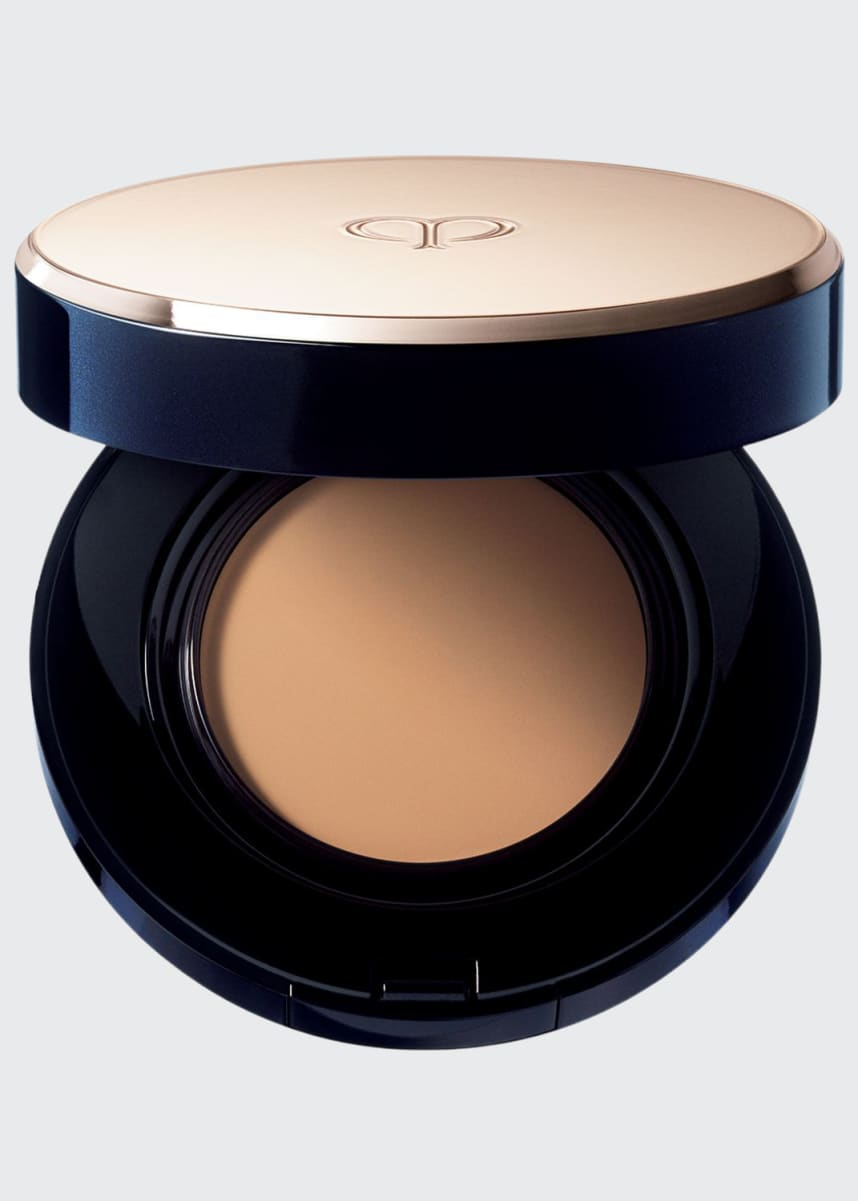 Cle de Peau Beaute 0.4 oz. Radiant Cream to Powder Foundation SPF 24