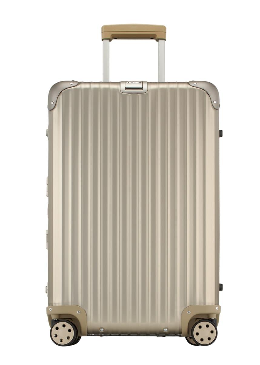 """Rimowa Topas Titanium 26"""" Multiwheel Luggage"""