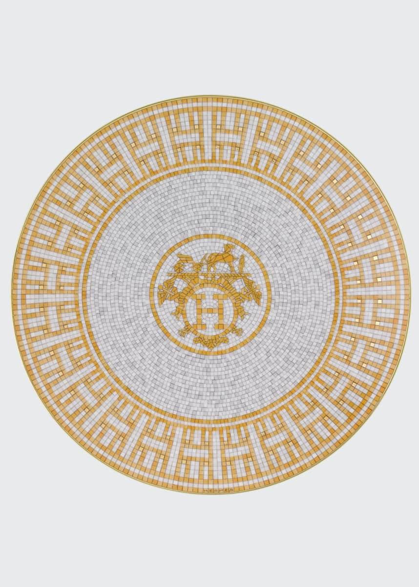 Hermès Mosaique au 24 Dessert Plate