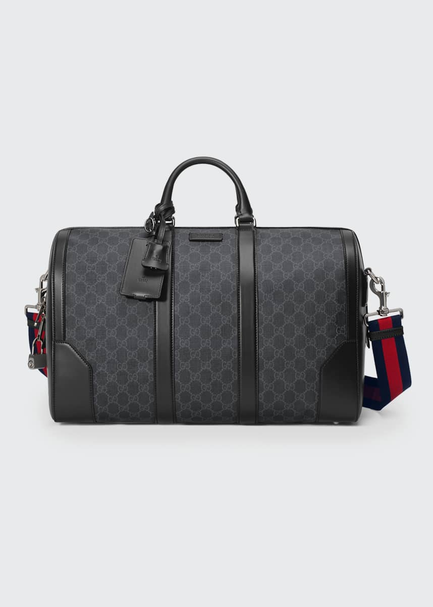 Gucci Soft GG Supreme Carry-On Duffel Bag