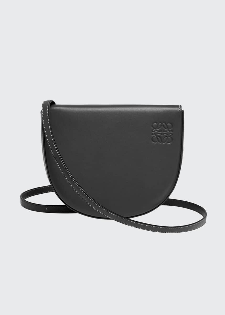 Loewe Heel Mini Horseshoe Crossbody Bag