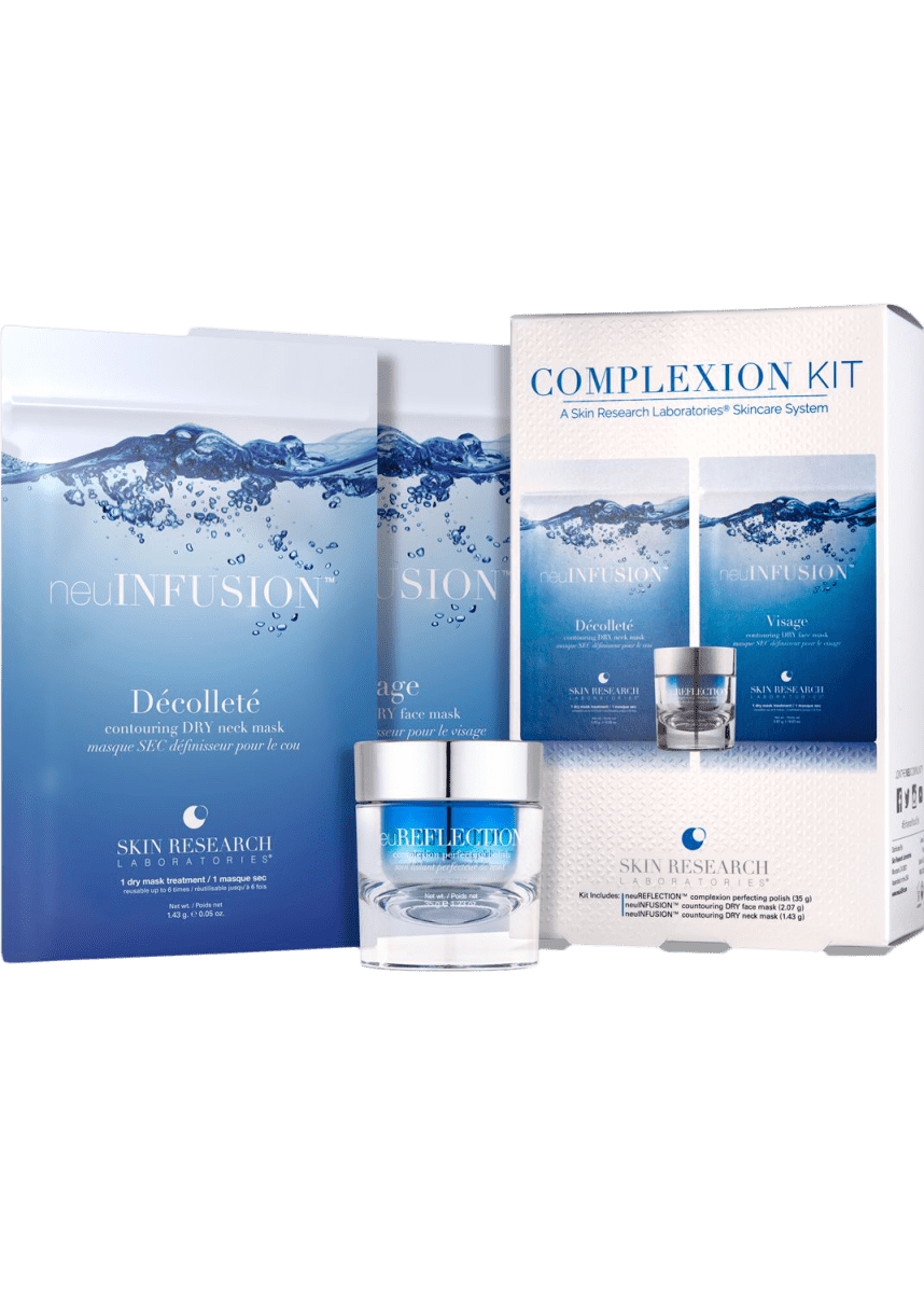NeuLash by Skin Research Laboratories Complexion Kit