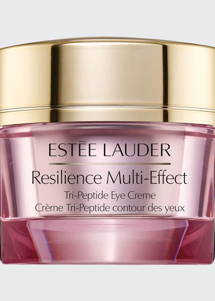 Estee Lauder Resilience Multi-Effect Tripeptide Eye Creme, 0.5 oz./ 15 mL