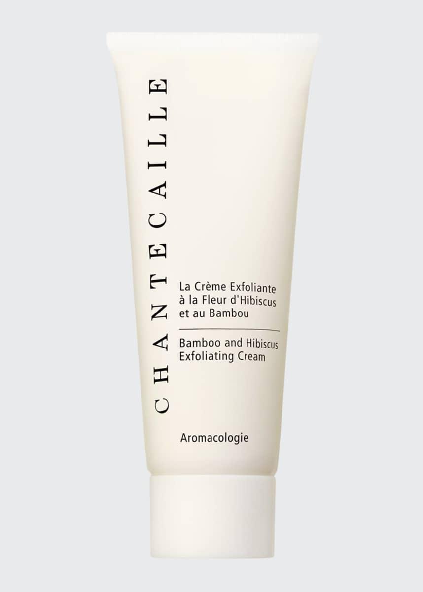 Chantecaille Bamboo and Hibiscus Exfoliating Cream, 2.5 oz./ 75 mL