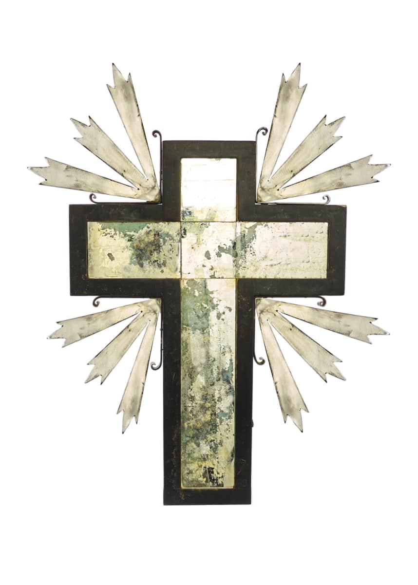 Jan Barboglio Las Jarras Cross Decor