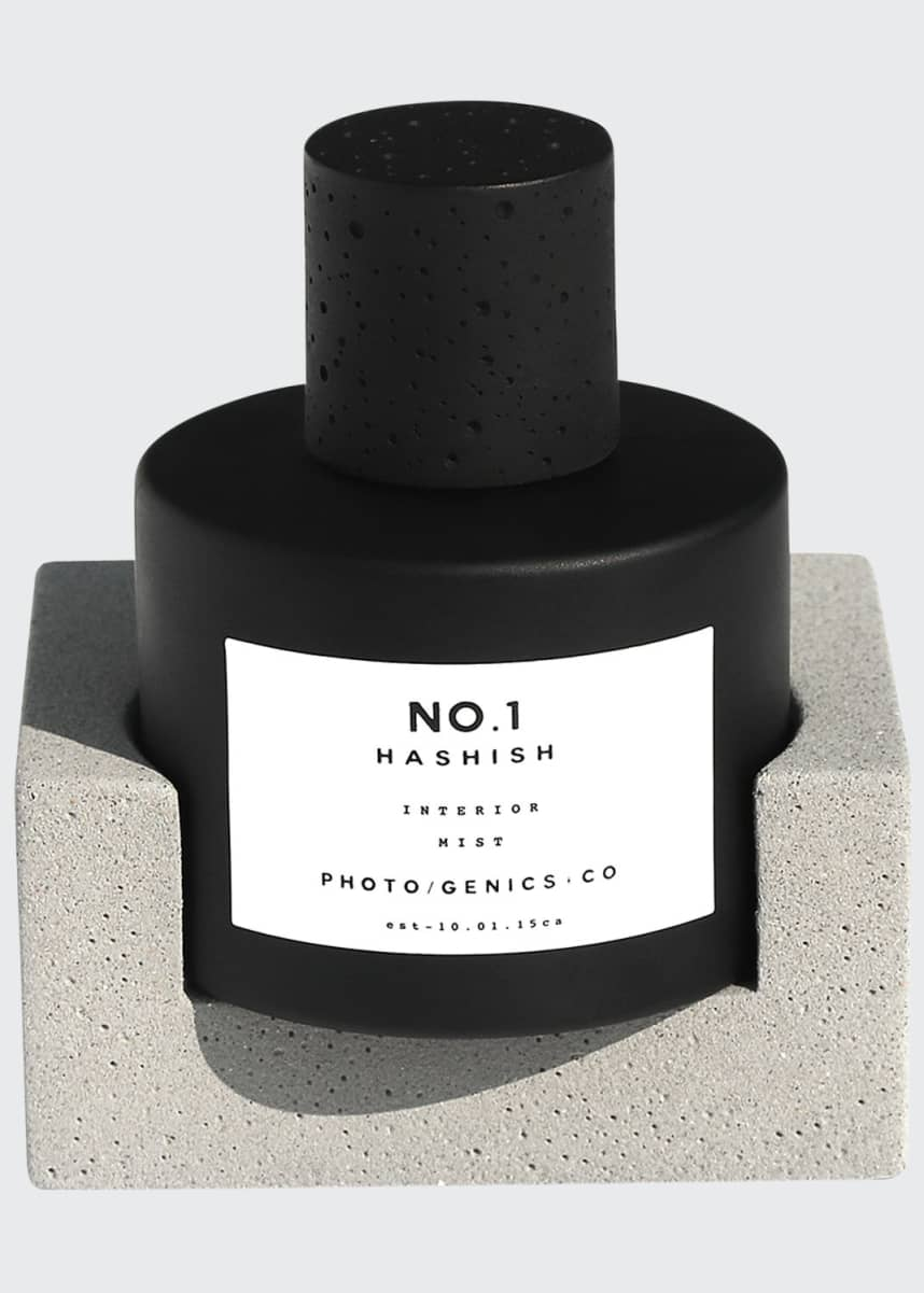 Photogenics + Co No. 1 Hashish Room Spray, 4 oz./ 118 mL