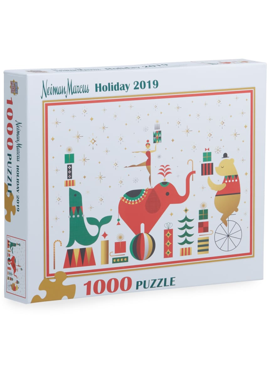 MasterPieces 2019 Neiman Marcus Holiday Art Puzzle