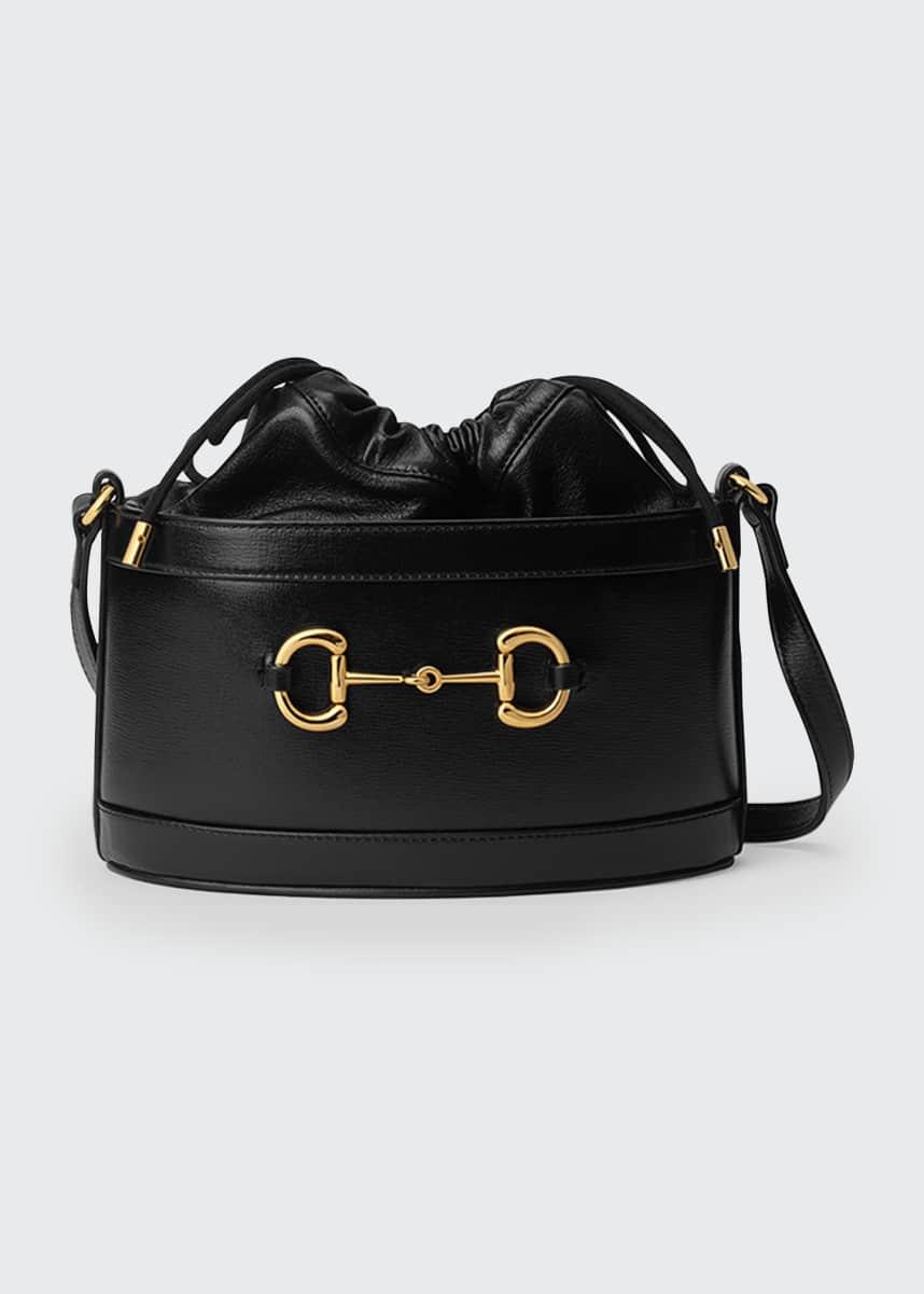 Gucci 1955 Horsebit Mini Leather Shoulder Bag