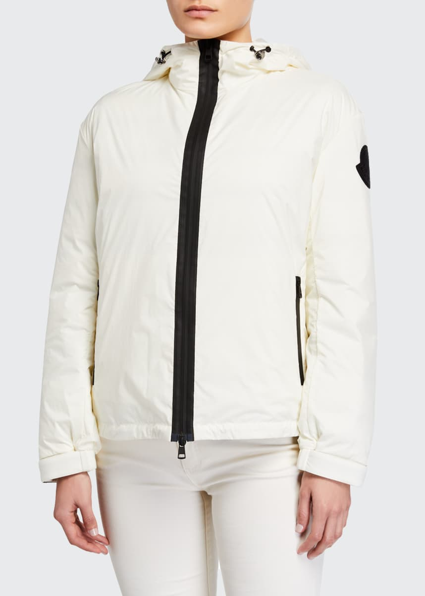 Moncler Lilas Standard Jacket with Hood