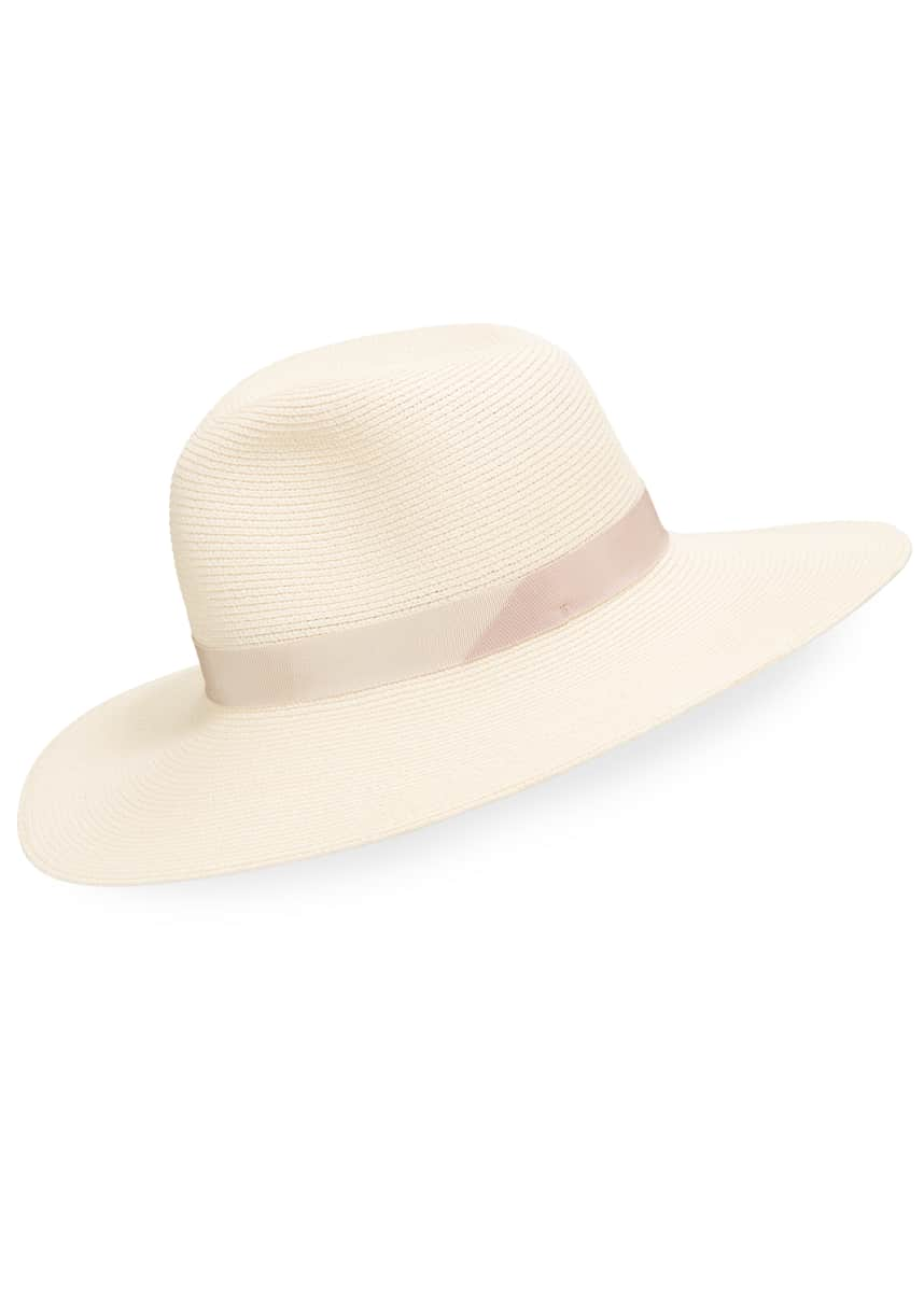 Eugenia Kim Emmanuelle Packable Wide Brim Fedora Hat