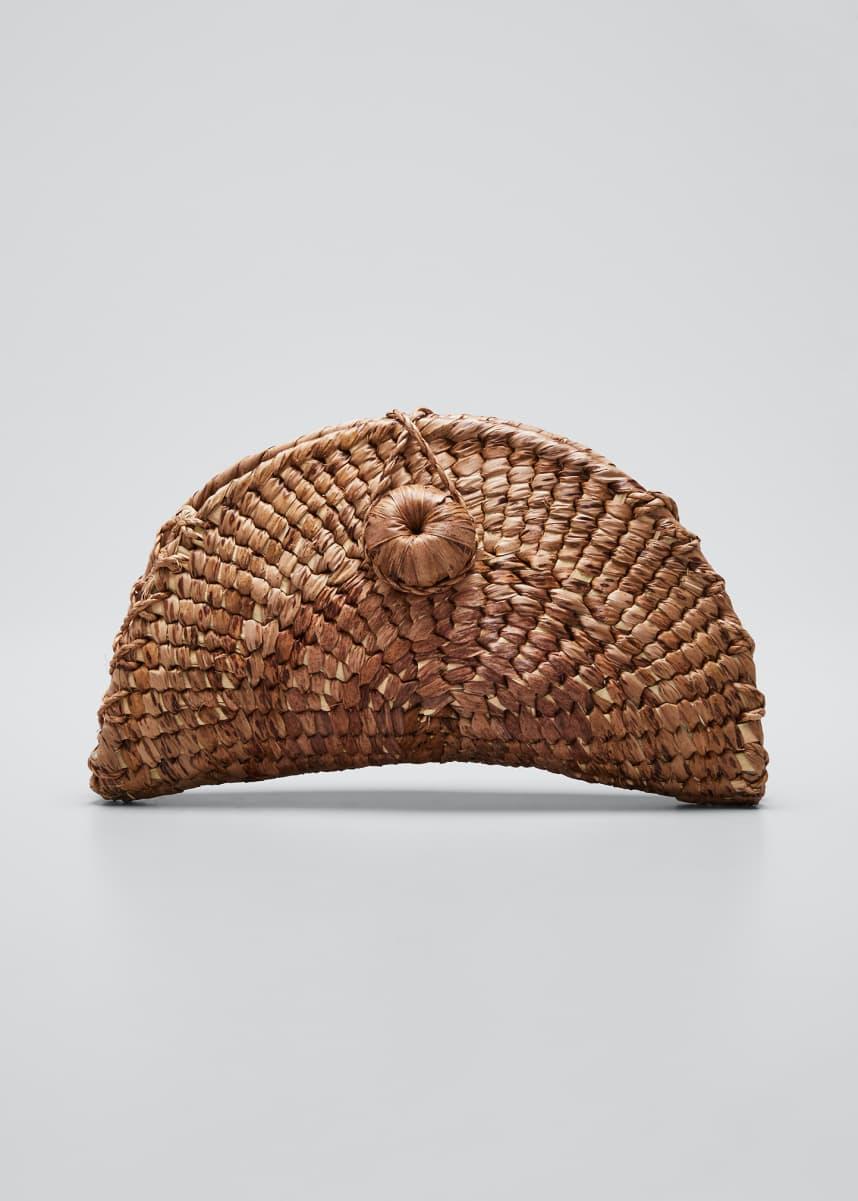 Alma Taco Clutch Bag