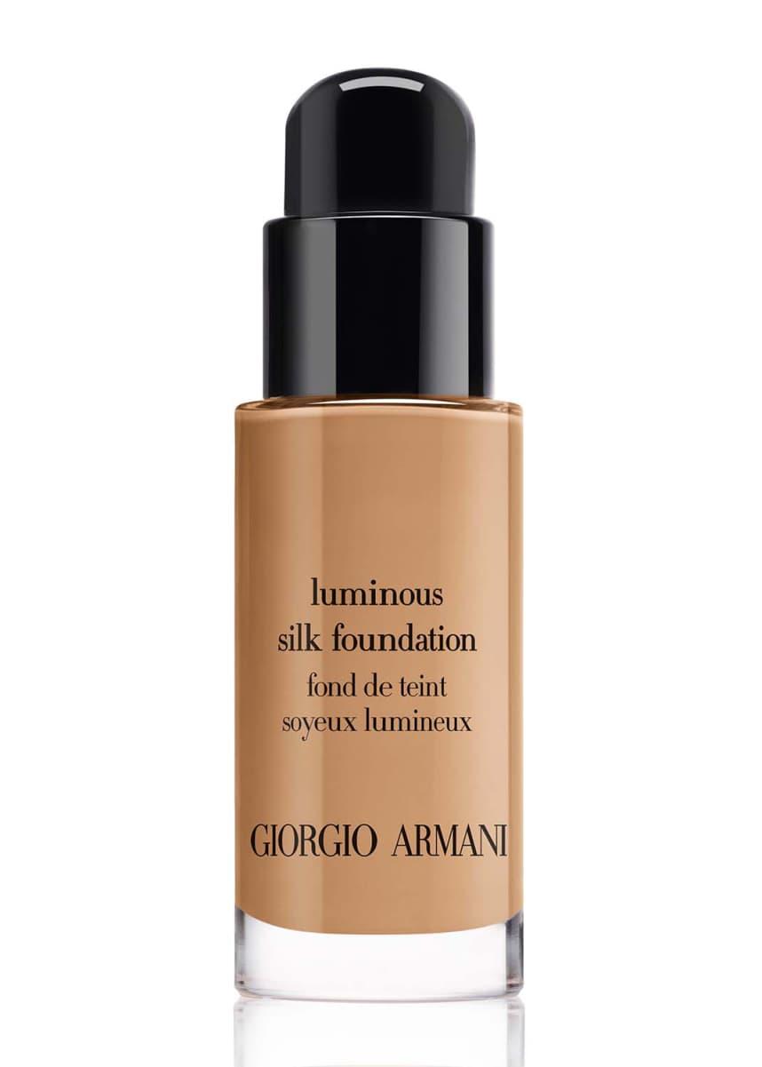 Giorgio Armani Luminous Silk Foundation Travel Size, 18 mL