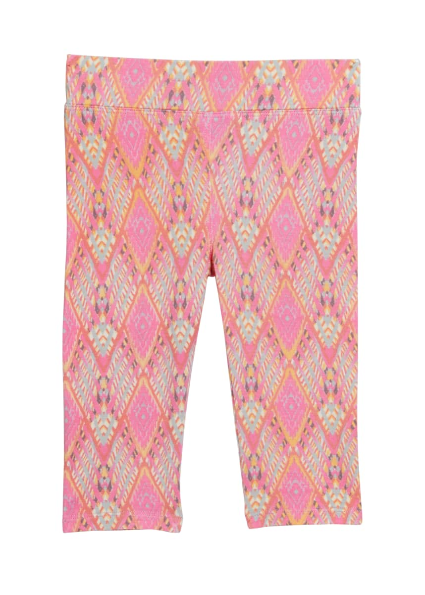 Imoga Girl's Eleni Print Leggings, Size 2-6