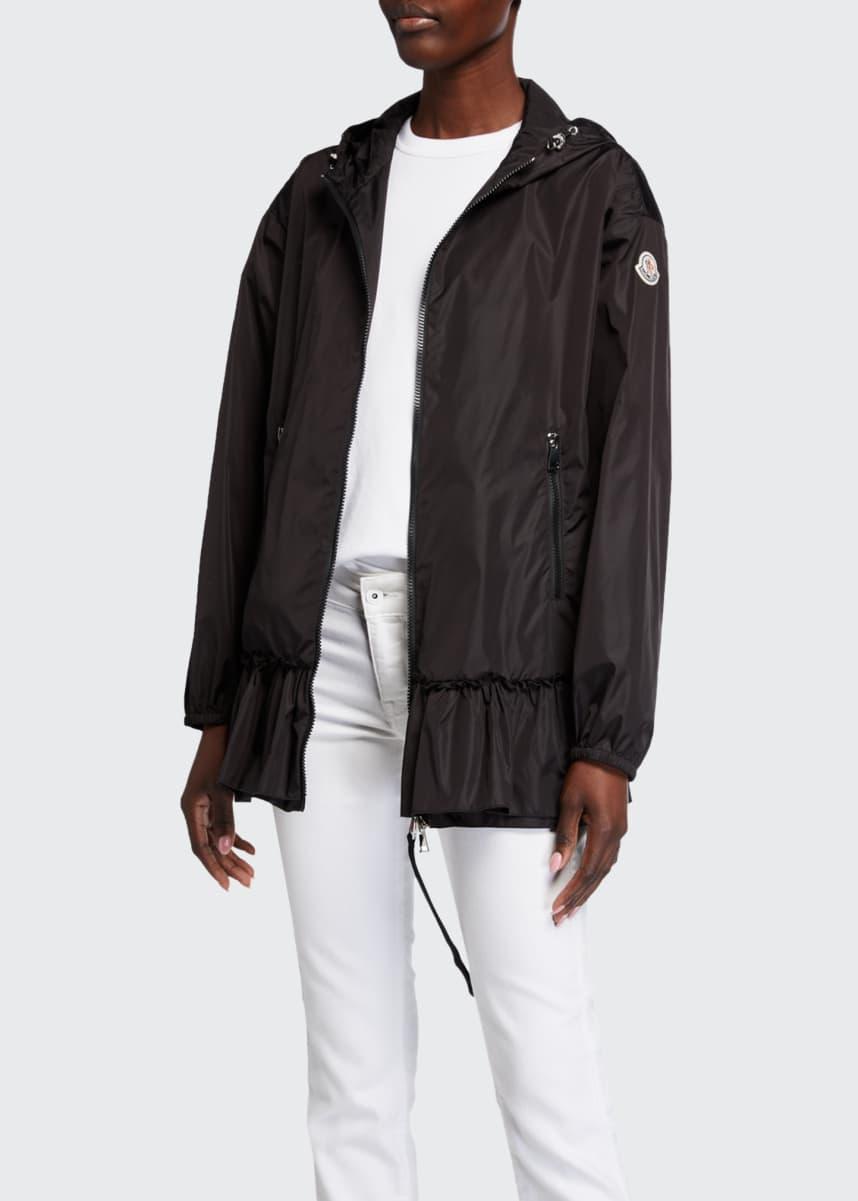 Moncler Sarcelle Semi-Fit Raincoat