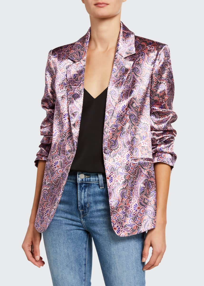 cinq a sept Psychedelic Kylie Blazer