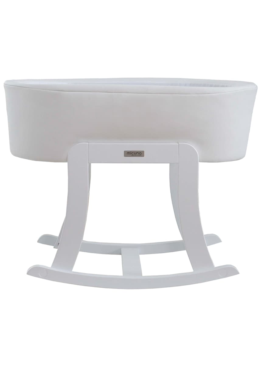 Micuna Nacelle Bassinet with Magnetics