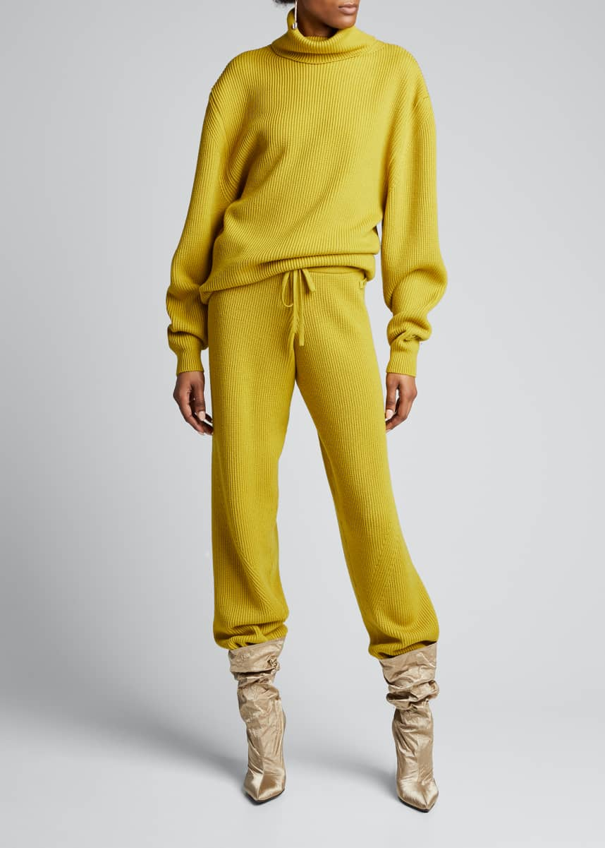 Fenty Drawstring Large Knit Pants
