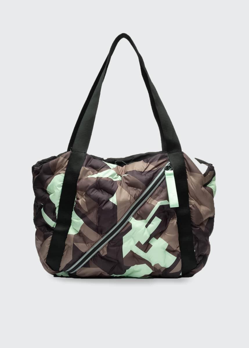 Go Dash Dot Easy Camo Tote Bag