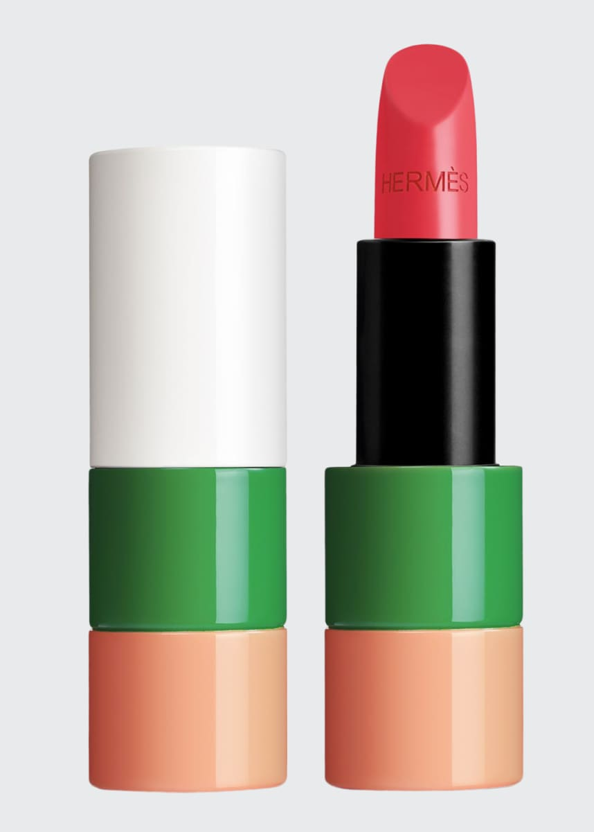 Hermès Rouge Hermes Limited Edition Satin Lipstick Corail Fou