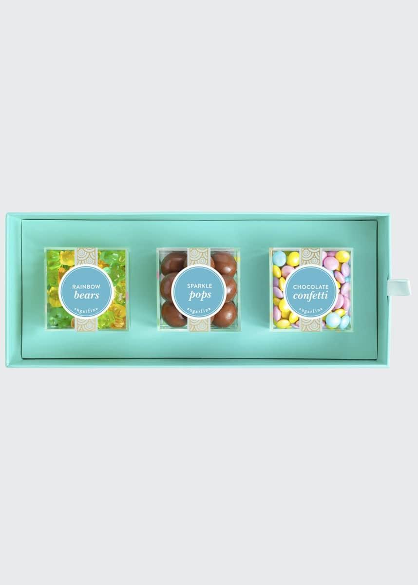 Sugarfina Congrats 3-Piece Bento Box