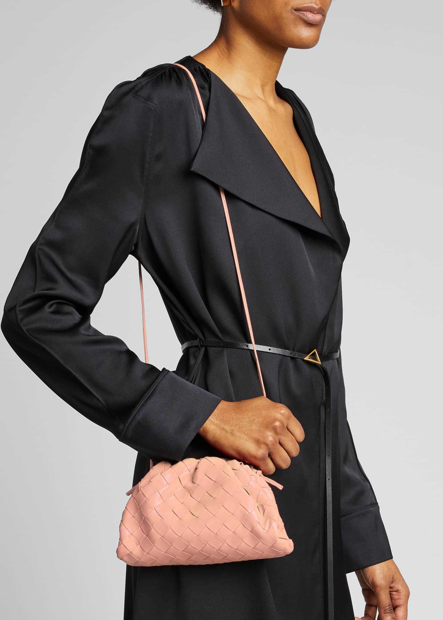 Image 2 of 3: Intrecciato The Pouch Crossbody Bag