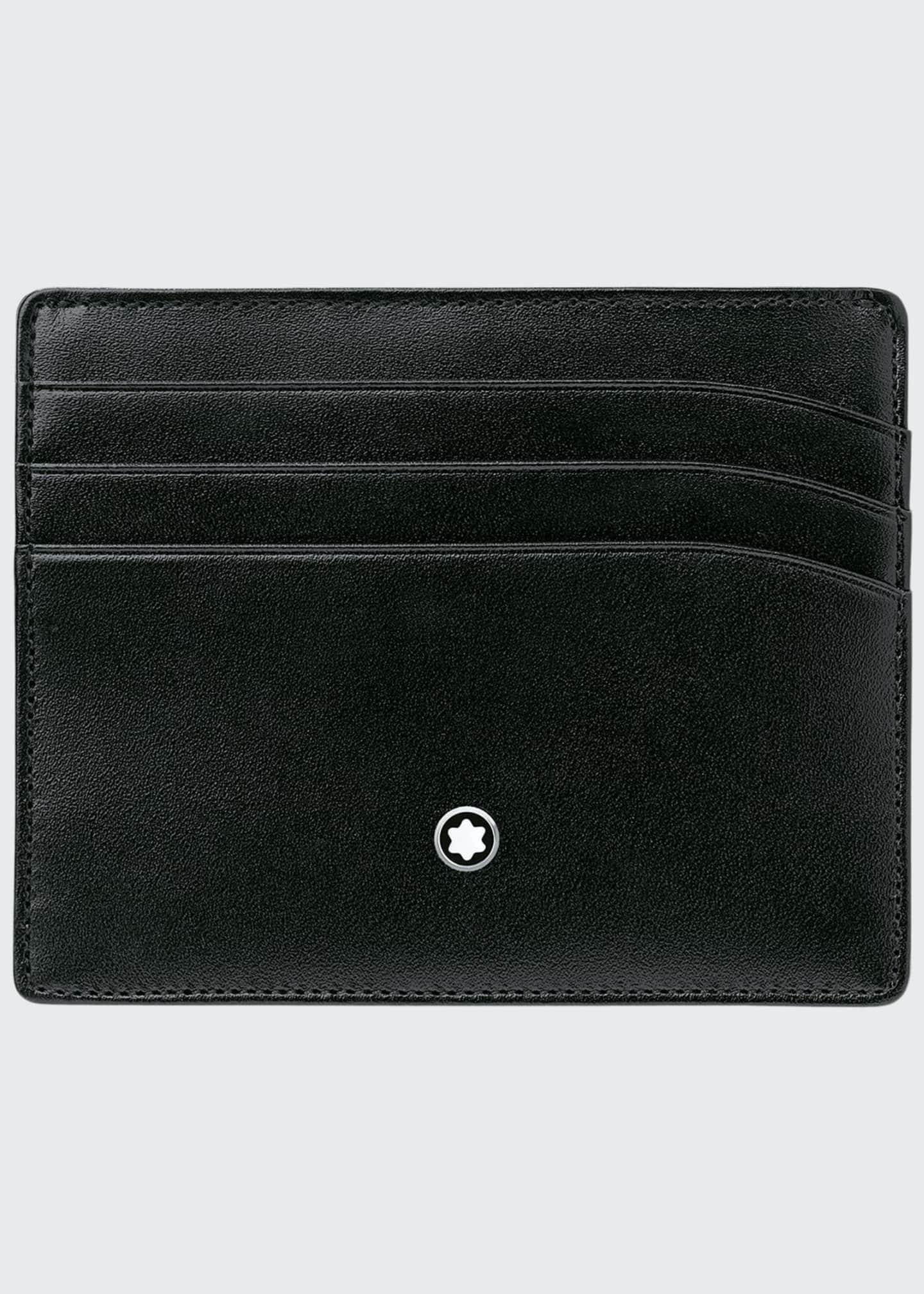 Montblanc Meisterst�ck Pocket Leather Classic Card Holder