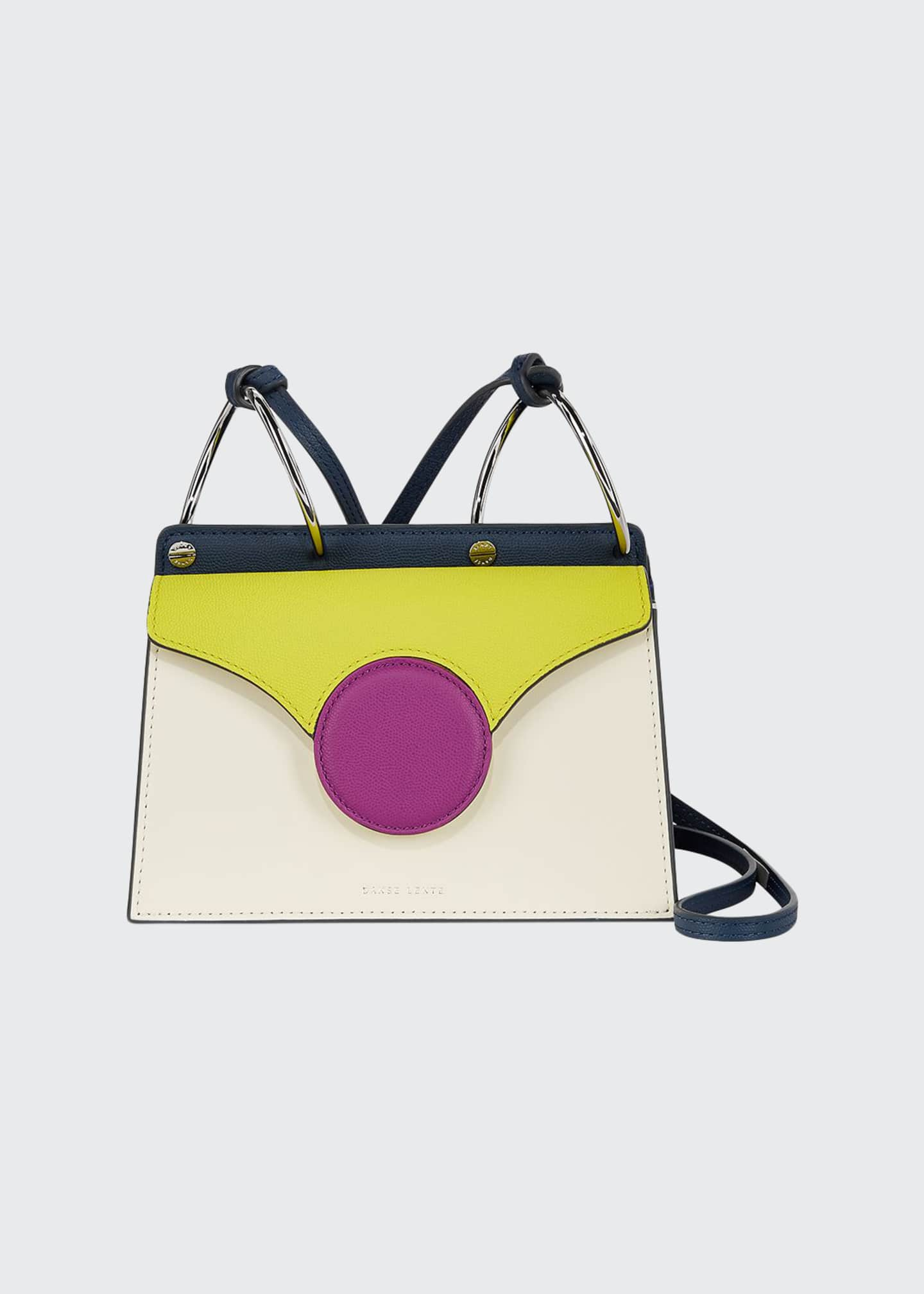 Danse Lente Phoebe Mini Colorblock Shoulder Bag