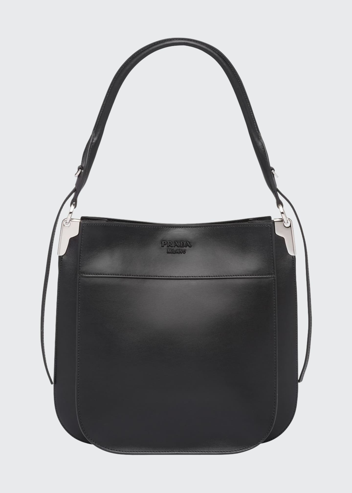 Large Prada Margit Shoulder Bag
