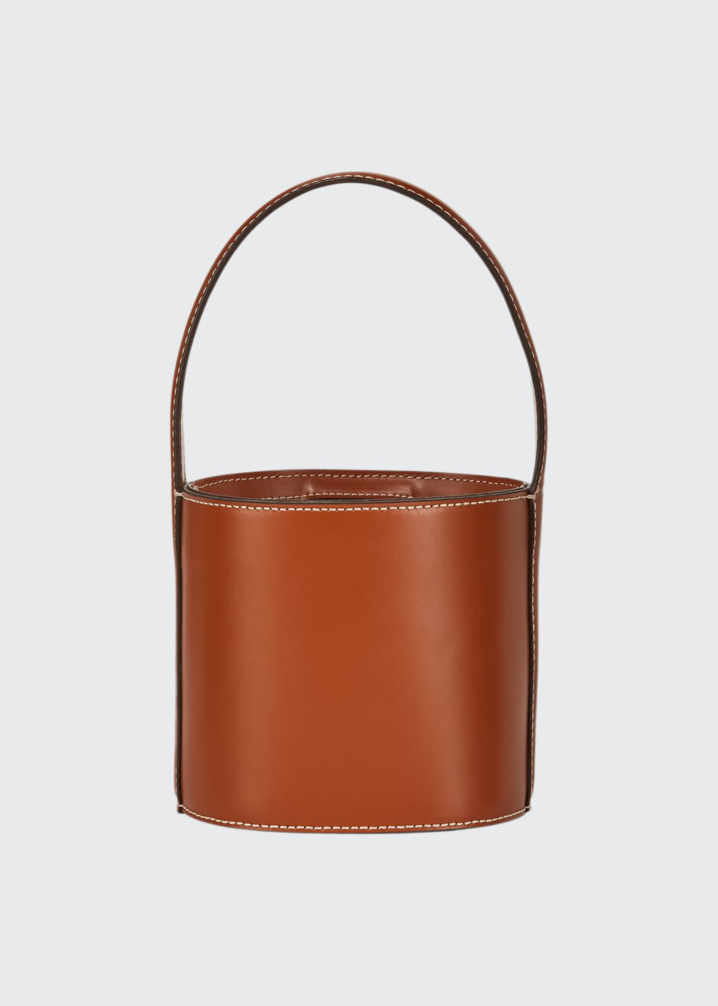 Image 1 of 3: Bissett Smooth Mini Bucket Bag