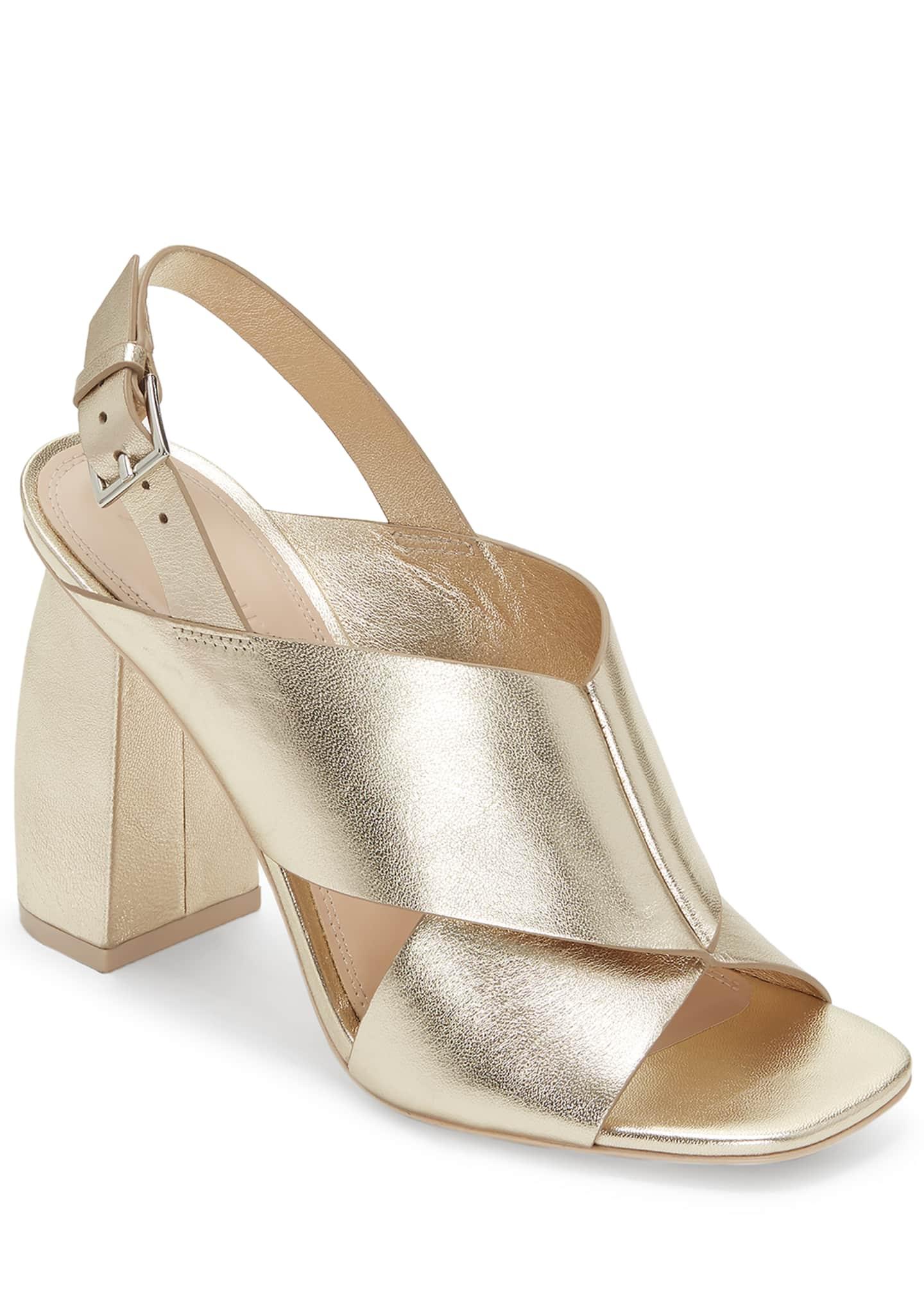 Mercedes Castillo Hae Crisscross High Sandals