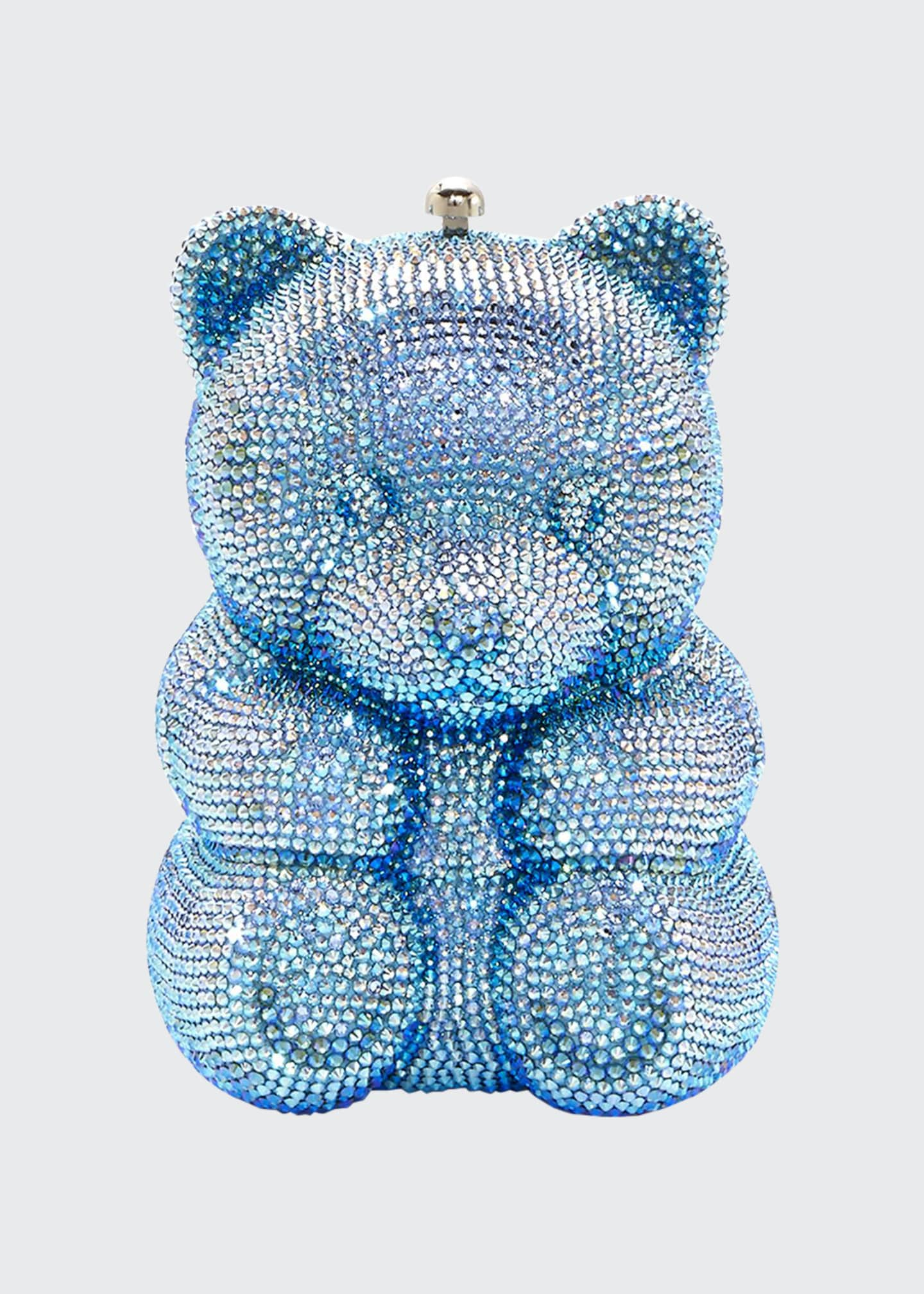 Judith Leiber Couture Gummy Teddy Bear Clutch Bag