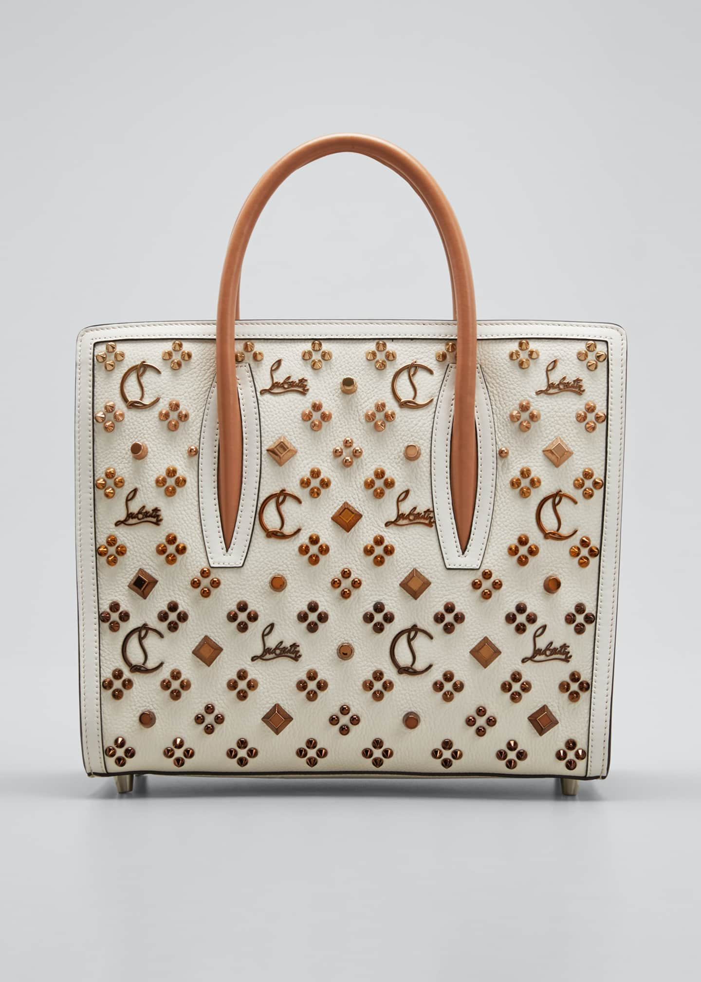Christian Louboutin Paloma Medium Calf Tote Bag