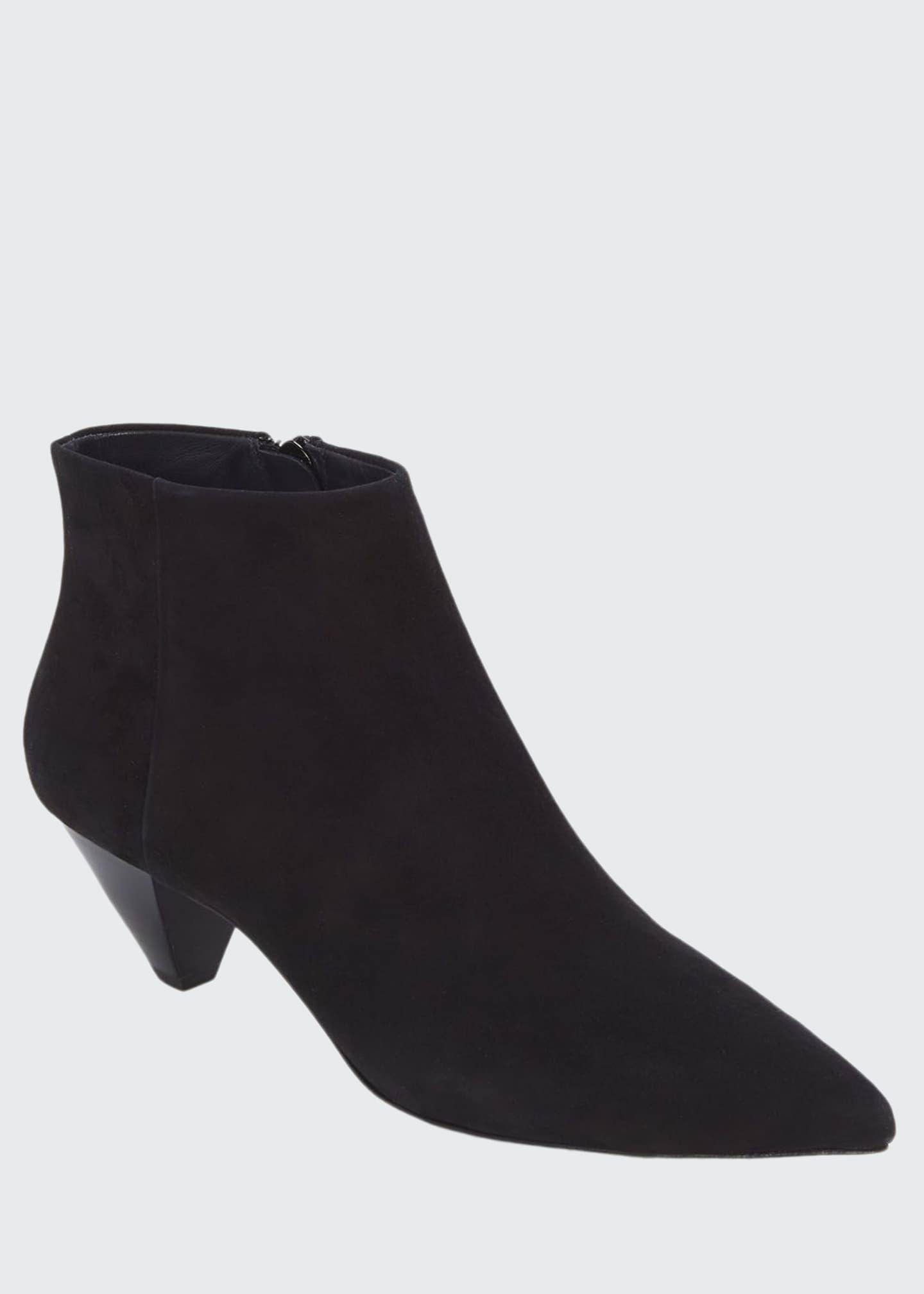 Mercedes Castillo Julienne Pointed Zip Booties