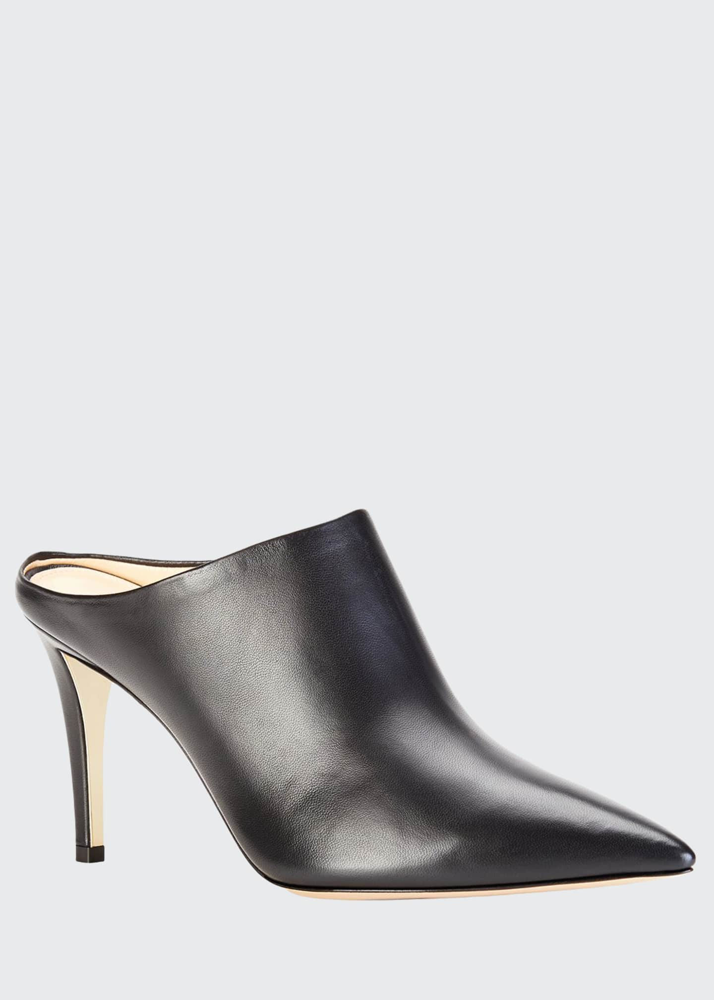 Marion Parke Mona Napa Point-Toe Mules