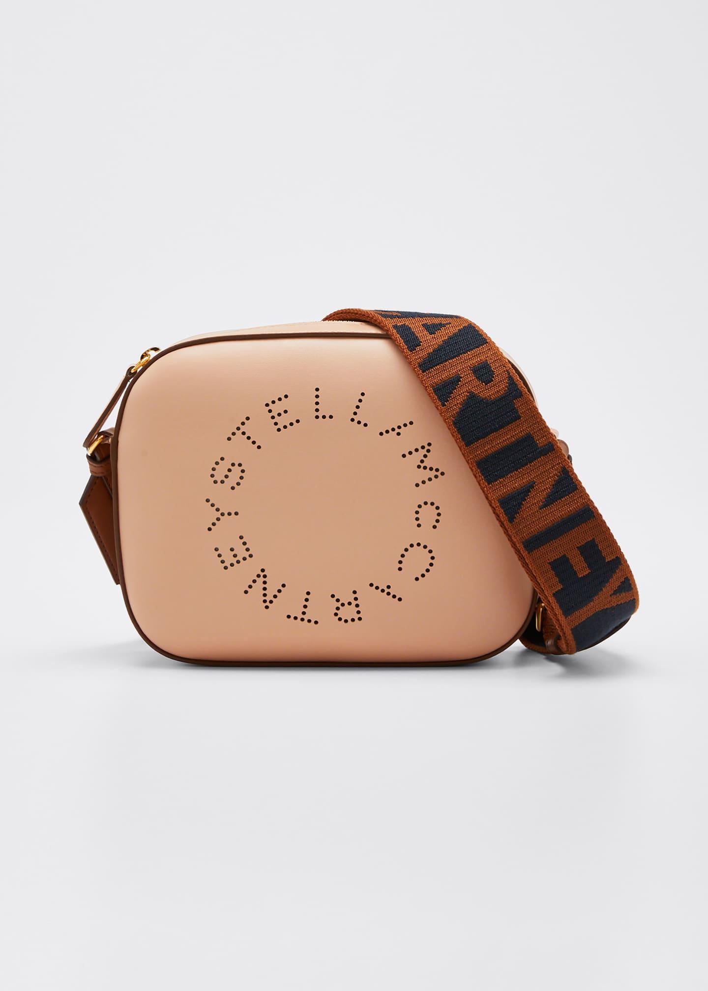 Stella McCartney Mini Logo Crossbody Camera Bag