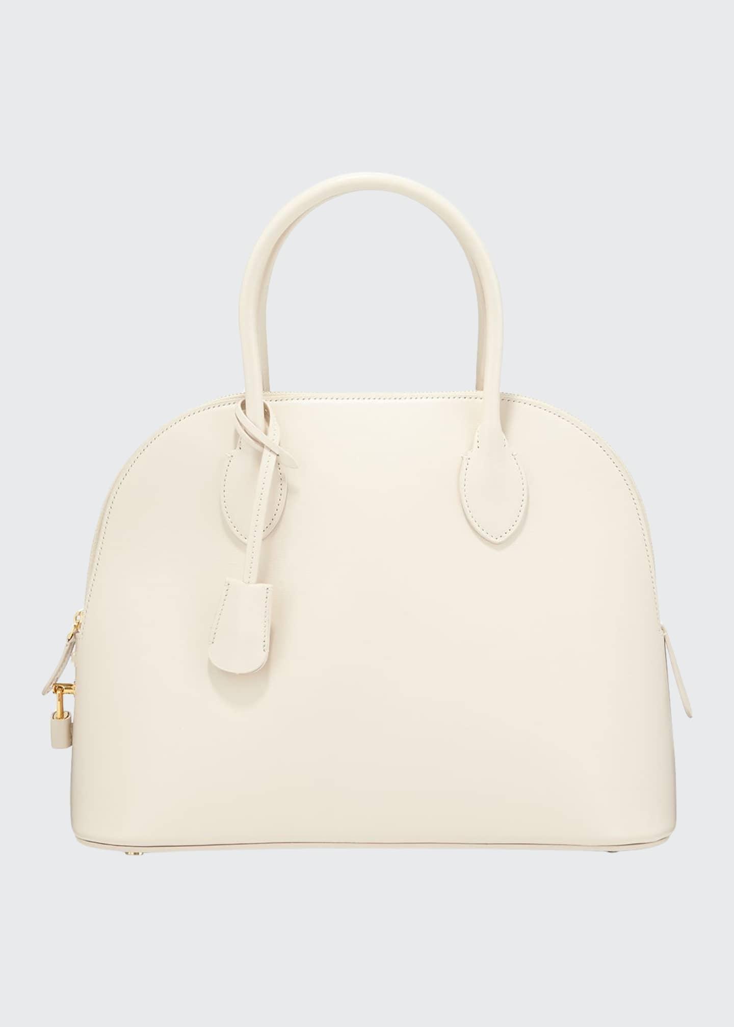 THE ROW Lady Bag in Soft Box Calf